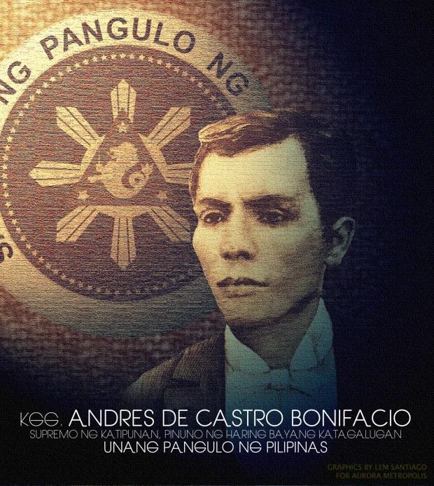 Ang karapat-dapat na titulo para sa isang dakilang bayaning Manilenyo.