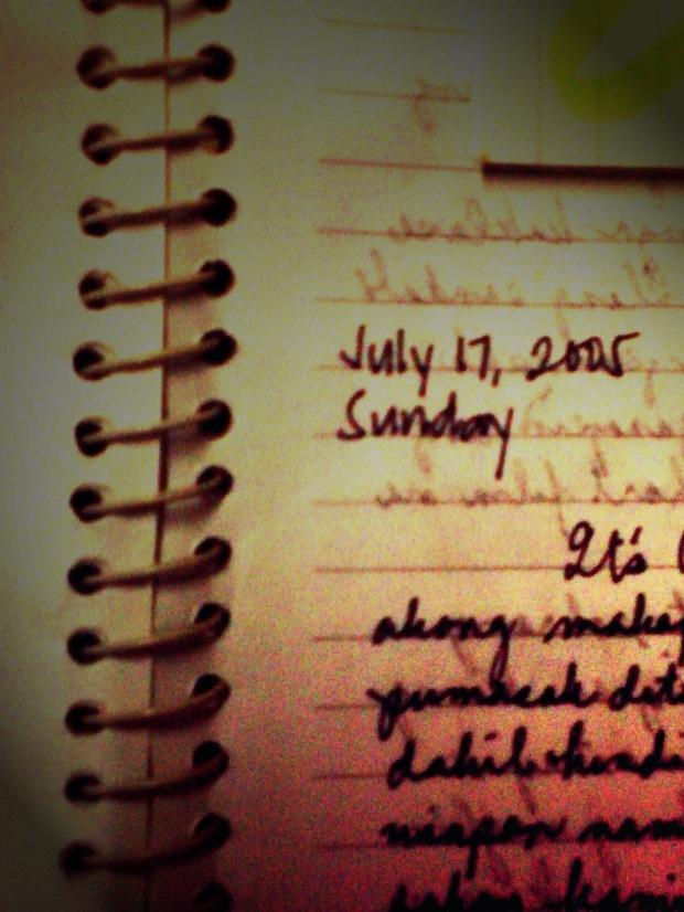 Maganda ang handwriting ko noong college. Ngayon... anyare? LOL!
