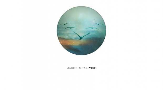 Album cover ng YES ni Jason Mraz.